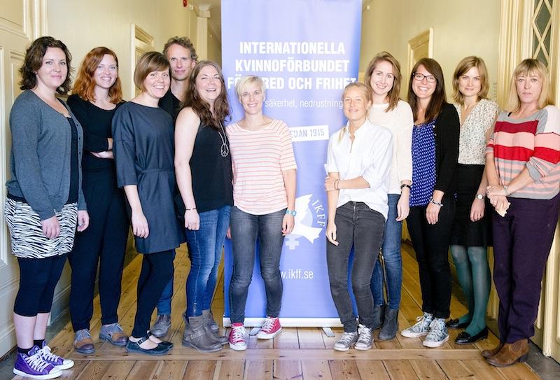 Building awareness in Sweden