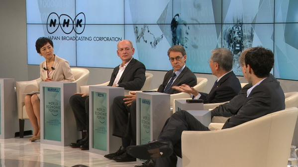 Davos considers killer robots