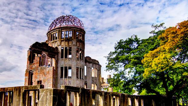 Prevent another Hiroshima or Nagasaki