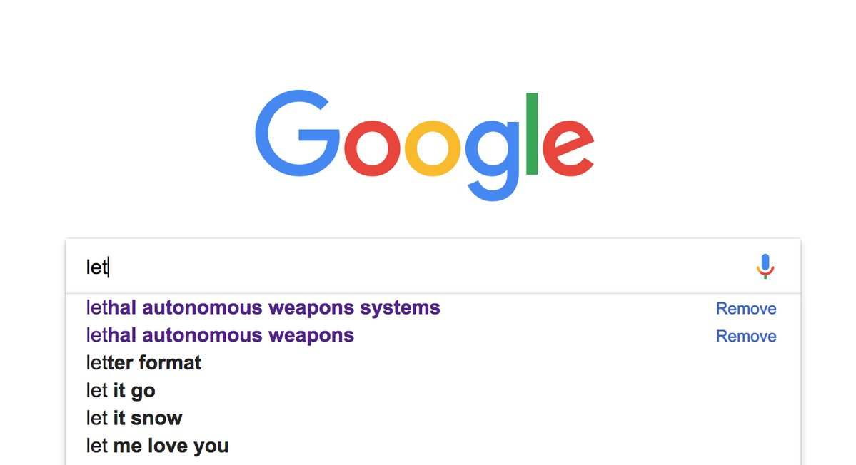 Google, other companies must endorse ban